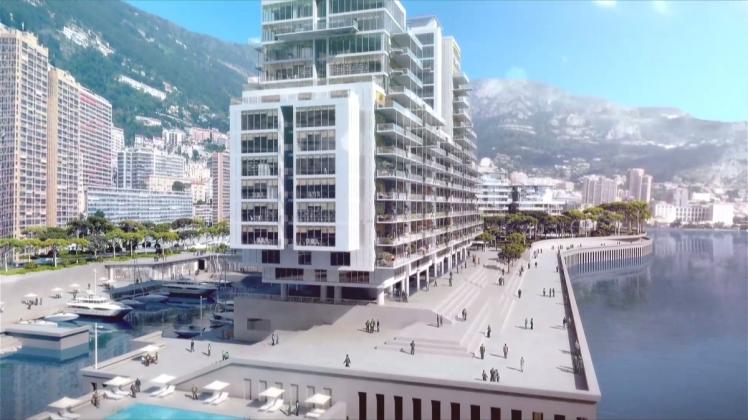 Anse du portier - Monaco